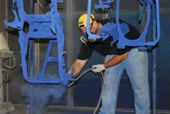 çelik kapı boyama, çelik boyama, boyama tesisi, boyahane tesisleri, çelik kapı boyası