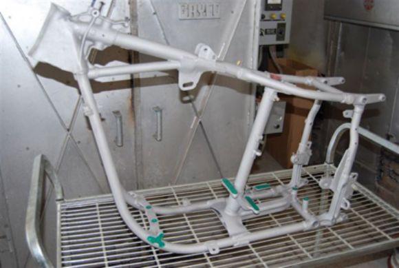 Kapı Boyama Makinası  Kuzen Metal Toz Boya Boya Fırını Elektrostatik Boyama  Kapı Boyama Makinası
