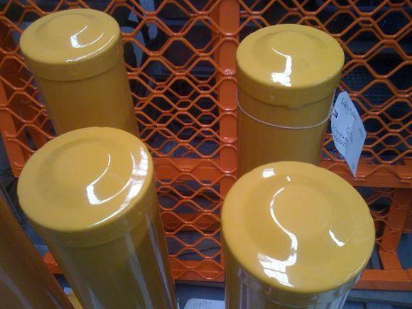 Polyester Boyası  Kuzen Metal Toz Boya Boya Fırını Elektrostatik Boyama  Polyester Boyası