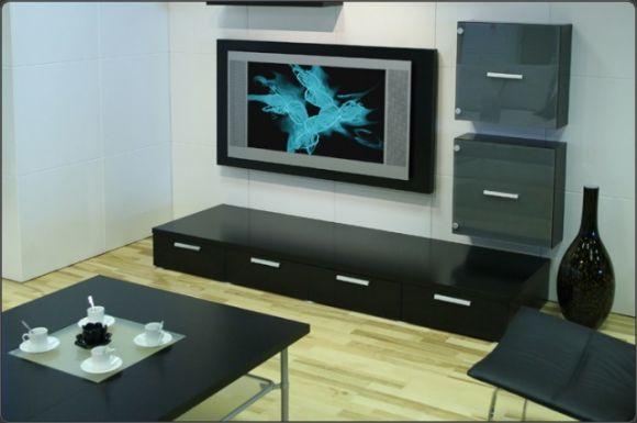 Siyah Beyaz Duvar Üniteleri  Çözüm Mobilya İle Zevkinize Özgün Mobilyalar Tv Üniteleri Yaşam Odaları  Siyah Beyaz Duvar Üniteleri