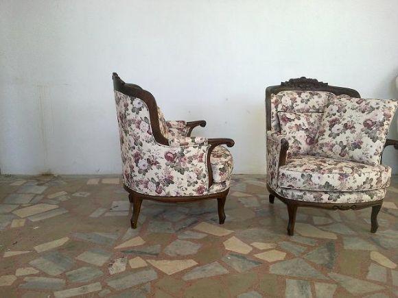 Klasik Sandalye Deri Kaplama Miraç Koltuk Döşeme Modoko Klasik Sandalye Deri Kaplama