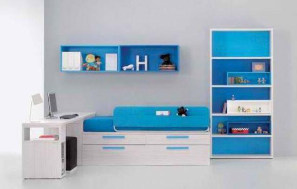Küçük Odalar İçin Genç Odası  Çözüm Mobilya Modoko İmalatçı Firma, Erkek, Kız, Çocuk, Genç Mobilyaları  Küçük Odalar İçin Genç Odası