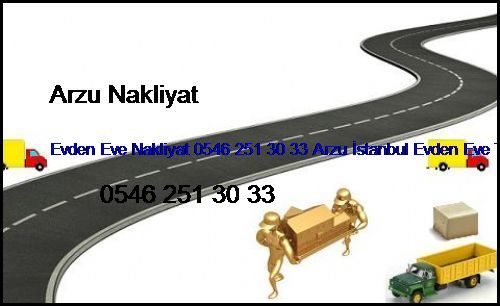 Taksim Evden Eve Nakliyat 0546 251 30 33 Arzu İstanbul Evden Eve Taşımacılık Taksim