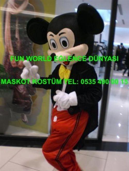 Konya Mickey Mouse Kostümü Kiralama, Kiralık Kostümler Eğlence Ve Özel Günler İçin Kiralık Kostüm Konya