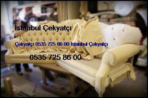 Libadiye Çekyatçı 0551 620 49 67 İstanbul Çekyatçı Libadiye