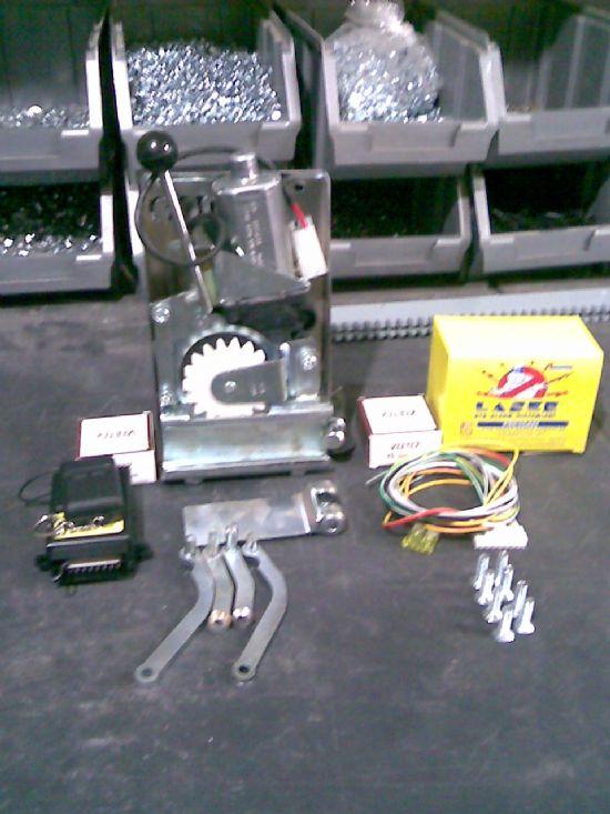 Fiorino Bipper Nemo Küçük Araçlar İçin Dik Motor