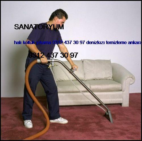 Sanatoryum Halı Koltuk Yıkama 0312 437 30 97 Denizkızı Temizleme Ankara Halı Koltuk Yıkama Şirketi Sanatoryum