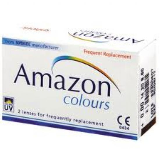 Amazon Colours Kısa Süreli Renki Lens