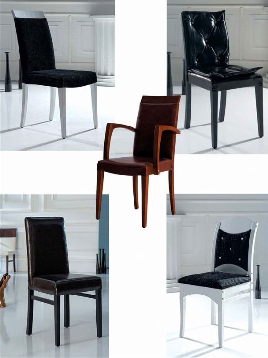 Sandalye Modelleri Klasik Modern Sandalye Deri Veye Kumaş Kapitoneli