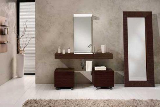 Mdf Banyo Dolapları İstanbul Modern Banyo Dolapları