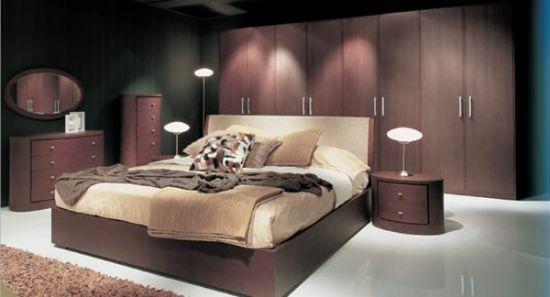 Dolunay Modern Yatak Odası Takımı, Size Özel Ölçü, Renk, Tasarım