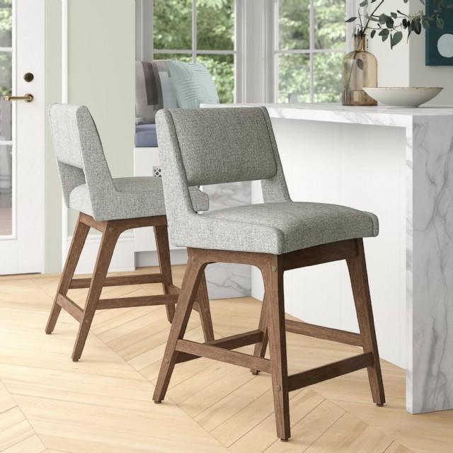 Amerikan Mutfağı Yüksek Sandalye Modeli Lüks Modern Bar Sandalyesi
