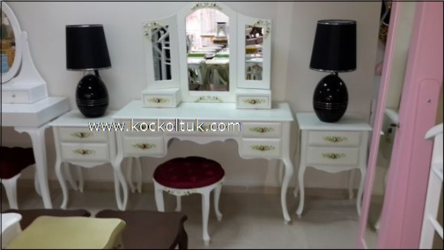 : ışıl tuvalet masası,lake tuvelet masası, modern tuvalet masaları, modern tuvalet masası, tuvalet masası, imalattan tuvalet masala
