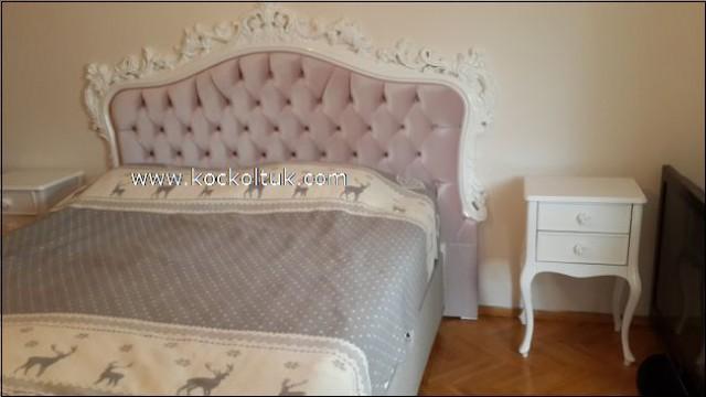 Avangarde Oymalı Yatak Odası