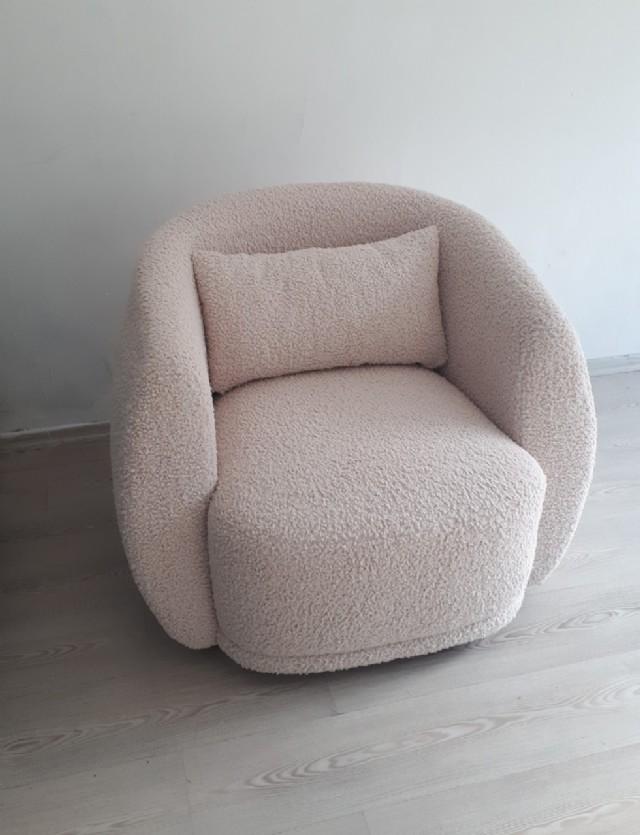 dönerli tekli koltuk modelleri dekoratif tekli çe