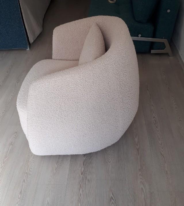 kli koltuklar krem renk tekli koltuk berjer koltuk tasarım