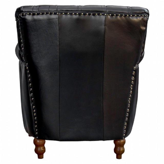 uklar klasik deri berjer tasarımları tekli koltuk modeller