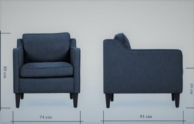 modern tekli koltuk modelleri modern deri berjer