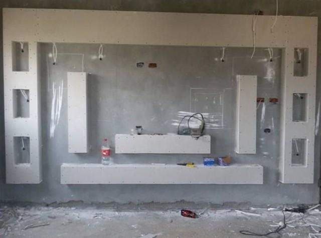 Bölme Duvar Ustası Bayraklı Alçıpan Duvar Ustası İzmir Alçıpancı