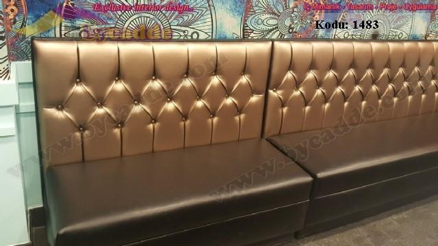 Cafe Restoran Sedir Koltuklar Süper Kalite Modoko İstanbul