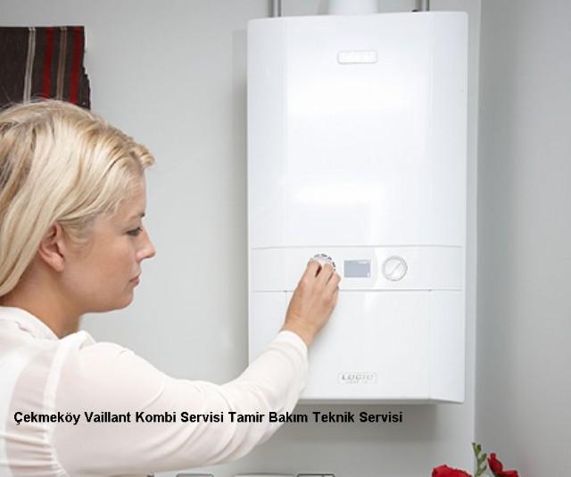 Çekmeköy Vaillant Kombi Servisi Tamir Bakım Teknik Servisi