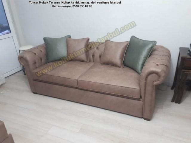 şeme chesterfield koltuk modelleri yataklı chesterfield kanepe modelleri