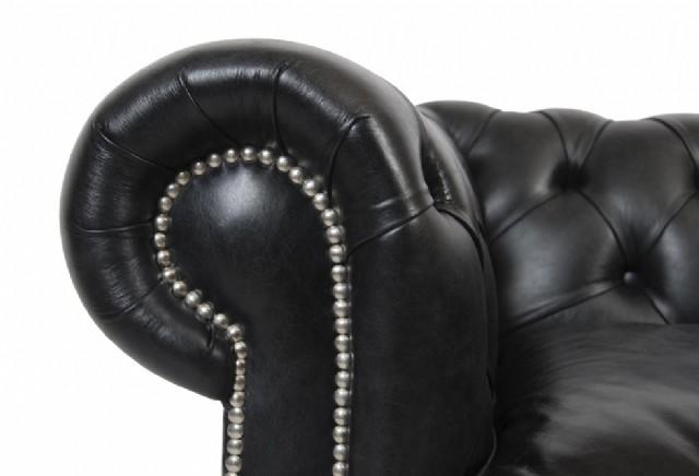 modelleri chesterfield siyah gerçek deri koltuk modelleri genuine leather