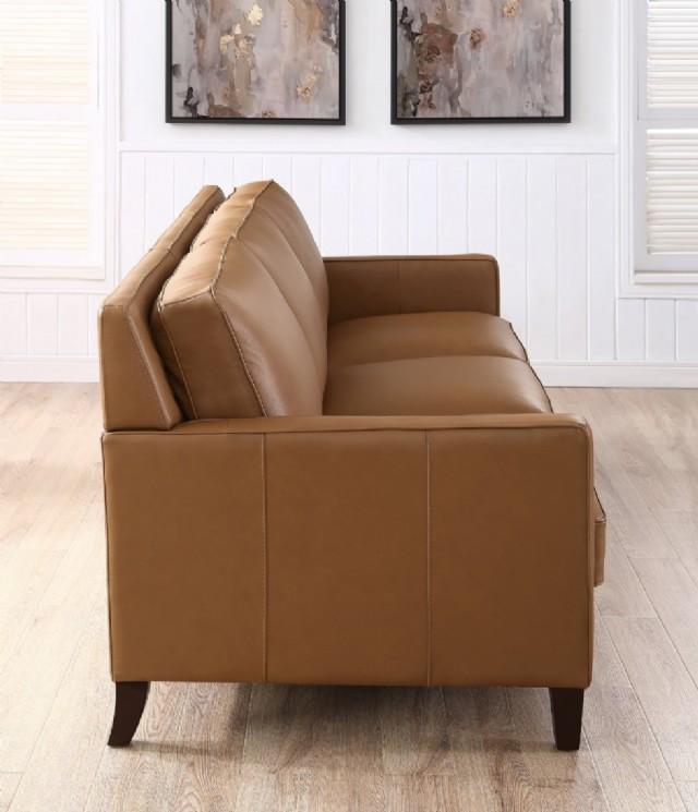 üç kişilik deri koltuk modelleri taba renk deri k