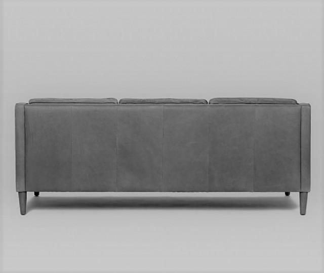 ofis deri kanepe modeli üç kişilik deri kanepe mo
