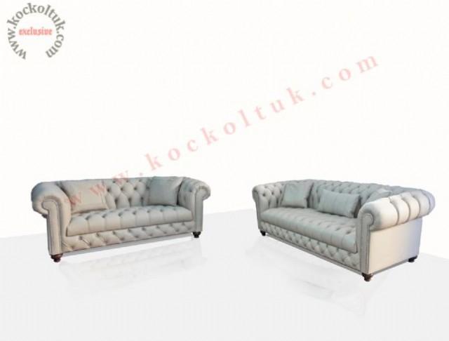özel imalat gerçek deri chester koltuklar kişiye özel gerçek deri koltuk