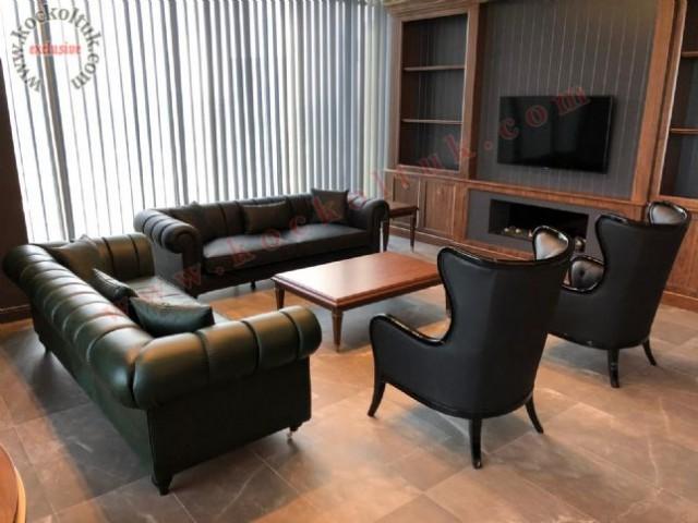 kanepe gerçek deri koltuk büro için deri koltuk ofis için deri koltuk büro