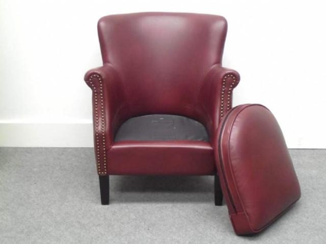 leri tekli koltuk deri vıntage modelleri vıntage deri berjer koltuk haki