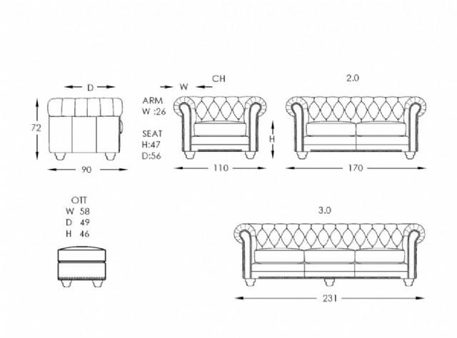 lleri deri chester koltuk modelleri özel ölçü chester kanepe modelleri g