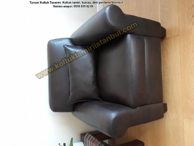 ümraniye deri koltuk yüz değişimi cekmeköy deri k