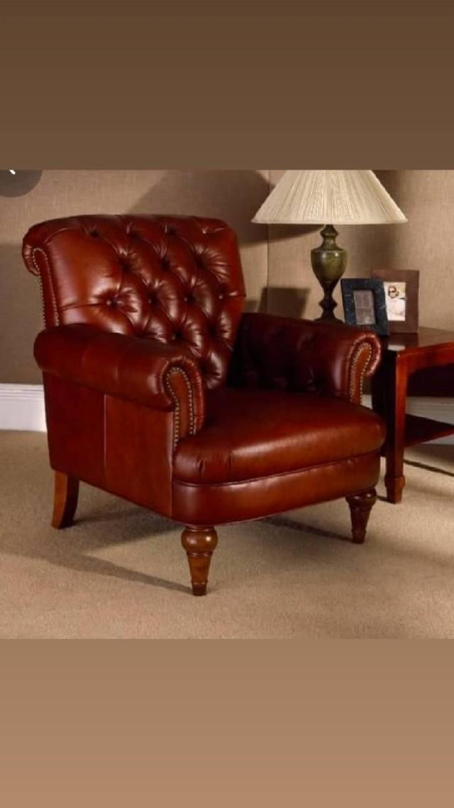 Gerçek Deri Tekli Koltuk Modelleri Leather Sofa Chair Models