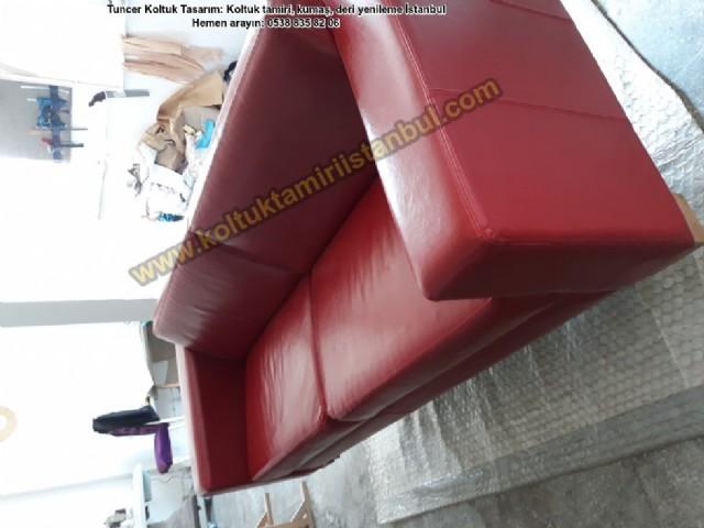 değişimi kozyatağı koltuk yüz değişimi deri koltuk boyama