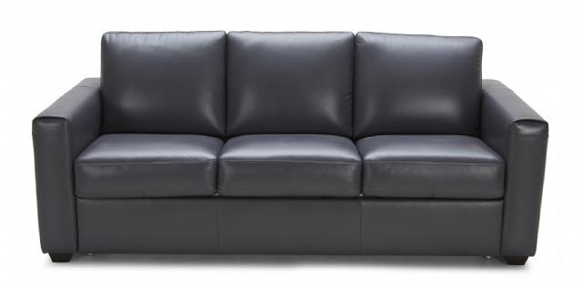 Hakiki Deri Soft Oturumu Yumuşak Kanepe Modelleri