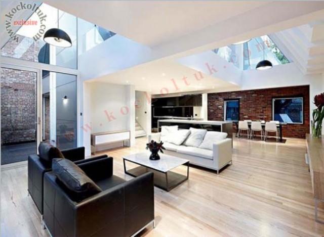 Home Ofis Stüdyo Daire Tasarımı Koltuk Masa Sandalye Dekorasyonu