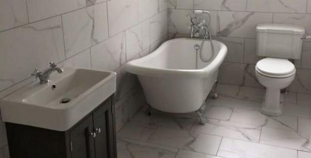İdealtepe Banyo Tesisat Ustası Vitrifiye Montajı Musluk Lavabo Tamir Ustası