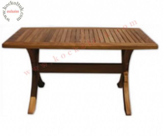 a.bahçe masası bahçe sandalyesi masa sandalye iroko bahçe mobilyaları dış