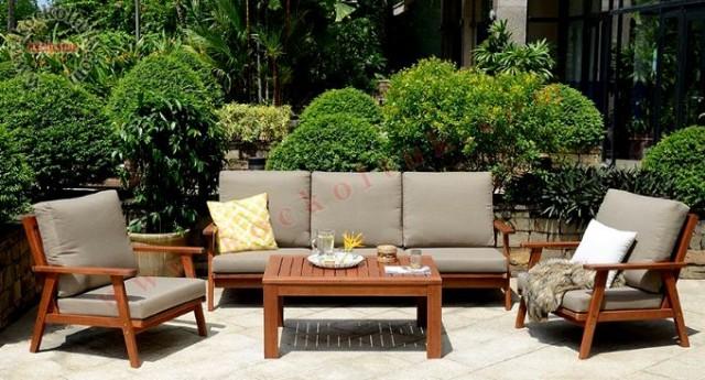 İroko Bahçe Mobilyaları