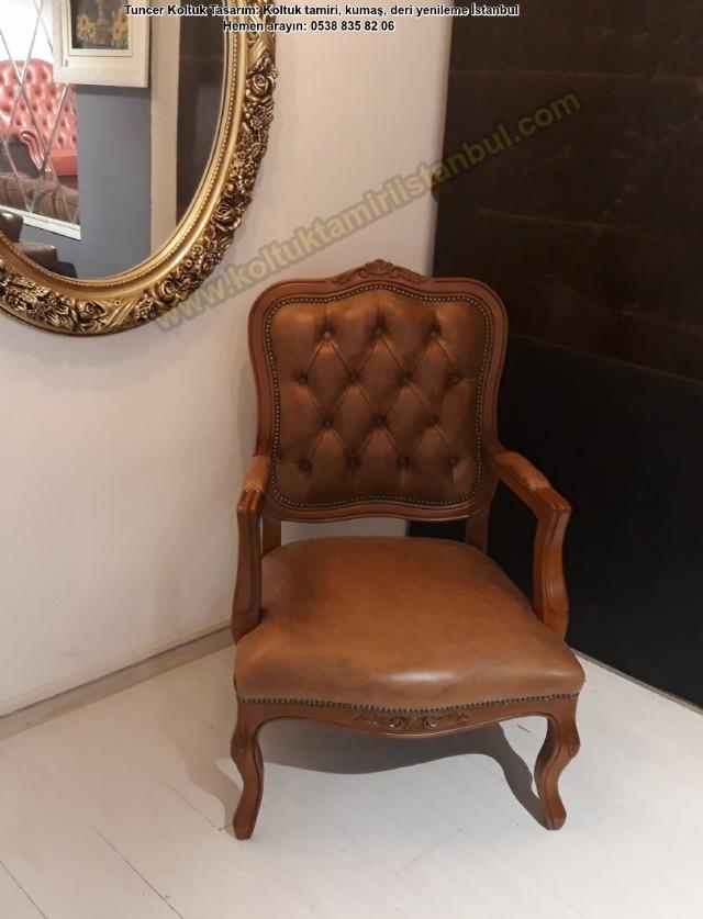 İtalyan Modeli Berjer Klasik Tekli Koltuk Modelleri Ev Dekorasyonunda En Çok Kullanılan Mobilyalar A