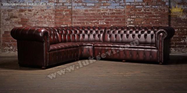 köşe takımları, köşe koltuk modelleri, lüks köşe takımları, l köşe takımları, hakiki deri chester köşe koltuk, bordo renk chester köşe koltuk, kahverengi chester köşe koltuk, modoko chester köşe koltuk, özel üretim koltuk takımları