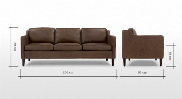 modern deri koltuk takımları deri üçlü kanepe mod