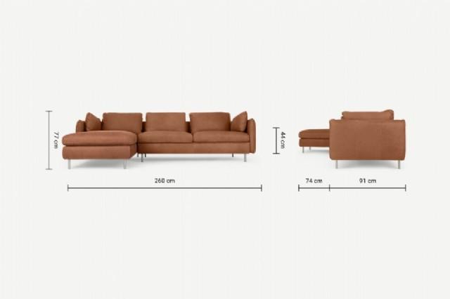 hakiki deri köşe koltuk deri l köşe koltuk luxury leather sectional sofa