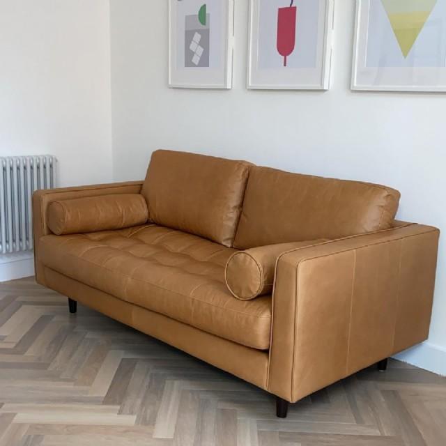gerçek deri modern koltuk imalatı gerçek deri iki