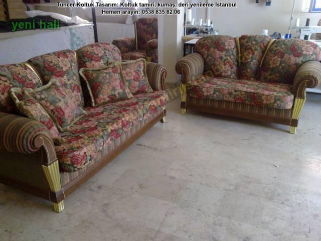 klasik koltuk kumaş değişimi, klasik kumaş kaplama, klasik koltuk yüz değişimi, klasik koltuk tamiri, klasik koltuk cila yenileme