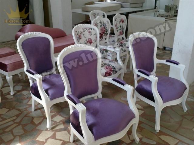 Klasik Model Lüks Sandalye Yemek Odası Sandalye Modelleri