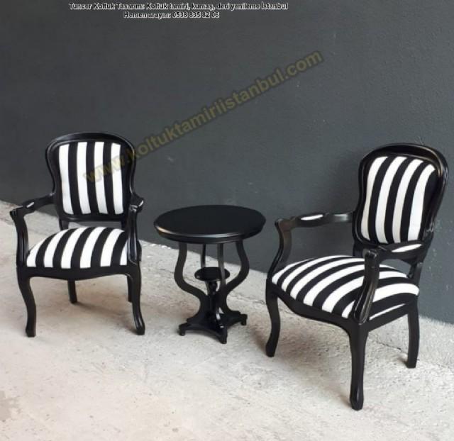 klasik berjer koltuk modelleri tekli koltuk model