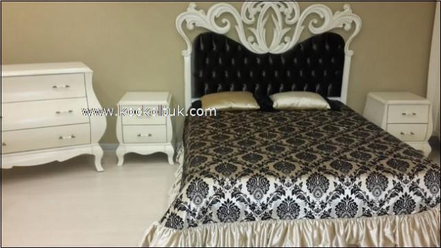 Klasik  Yatak Başlığı